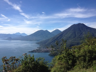 Three-day trek to Lago Atitlan